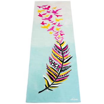 AZTEC FEATHER TOWEL