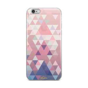 Trikona Ombre IPhone Case