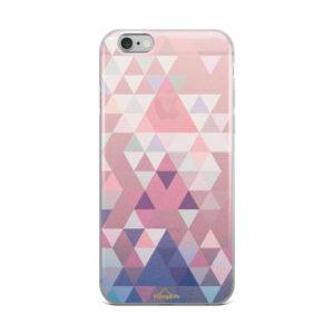 Trikona Ombre IPhone Case