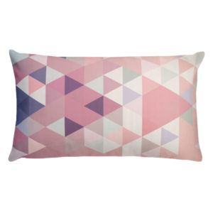 Trikona Ombre Basic Pillow