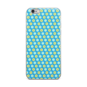 Bohemian Flower Power IPhone Case
