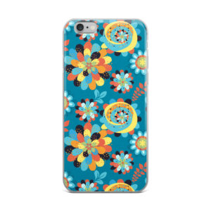Bohemian Flowers IPhone Case